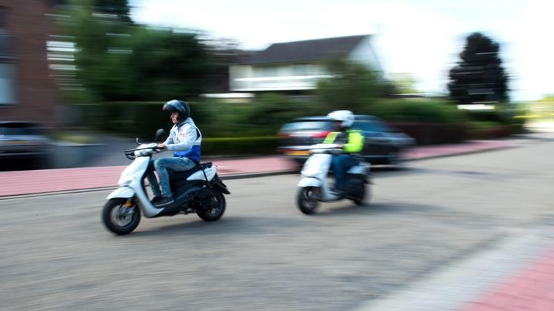 Scooterrijbewijs Service Nederland
